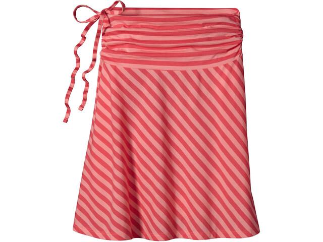 16e502843c Patagonia W's Lithia Skirt Vista Stripe: Pickled Pink - addnature.com